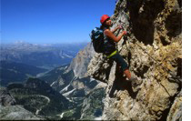Climbing ferrate