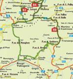 Motorradfahren Alta Badia für Bikers cimadastathumb