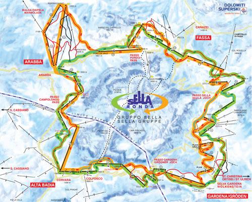 Ski Alpin pinatinapiste